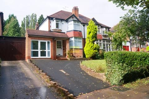 4 bedroom semi-detached house to rent - Shenley Fields Road, Birmingham - student property