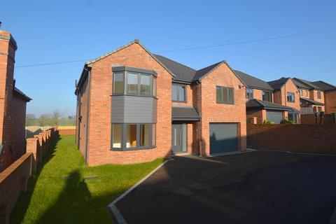 5 bedroom detached house for sale - PLOT 6 - Station Road, Pilsley, Chesterfield, S45 8BD