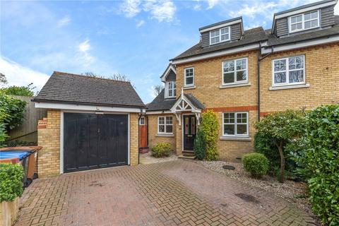 5 bedroom semi-detached house for sale - Cob Lane Close, Digswell, Welwyn, Hertfordshire