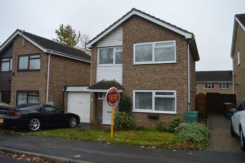 3 bedroom detached house for sale - Spanslade Road, Standens Barn, Northampton NN3 9DL