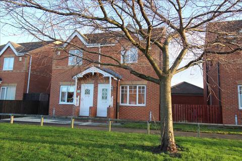 2 bedroom semi-detached house for sale - Medway Place, Northburn, Cramlington