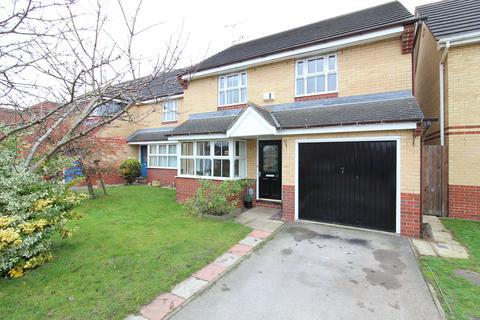 3 Bedroom Detached House For Sale Kilcoy Drive Kingswood Hull Hu7