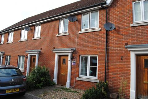 3 bedroom terraced house to rent - Harebell Road, Red Lodge