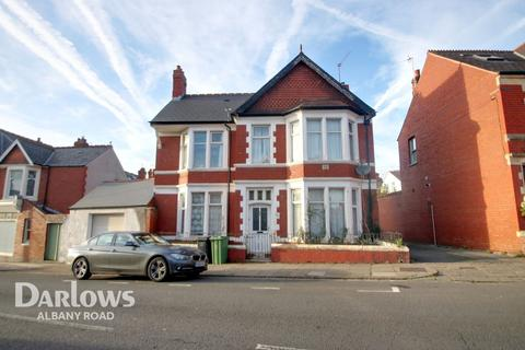 4 bedroom detached house for sale - Blenheim Road, Cardiff
