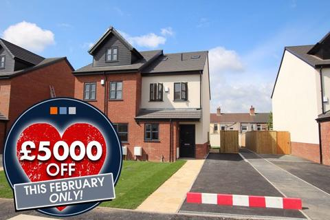 3 bedroom semi-detached house for sale - CLEEFIELD DRIVE, GRIMSBY