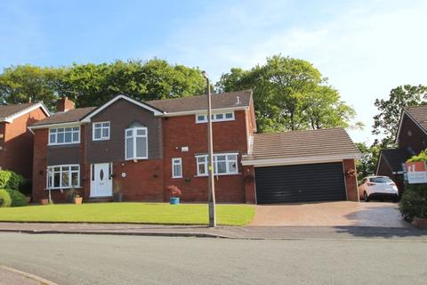 4 bedroom detached house for sale - Coppice Close, Woodley