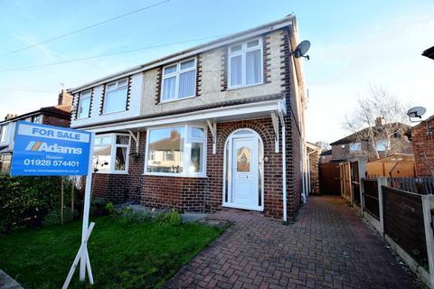 3 bedroom semi-detached house for sale - Grange Park Avenue, Runcorn