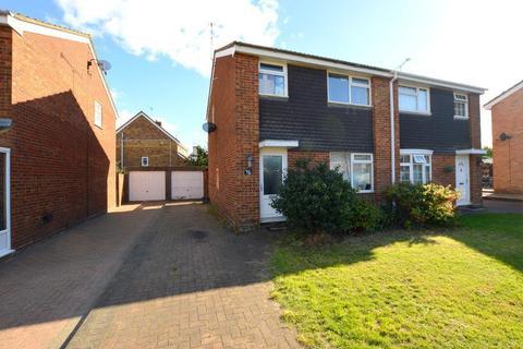 3 bedroom semi-detached house to rent - Bembridge Gardens, Luton, LU3 3SJ