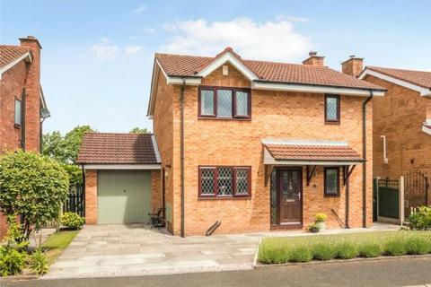 3 bedroom detached house for sale - Denbury Drive, Altrincham