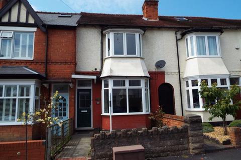 4 bedroom terraced house to rent - Grosvenor Road, Harborne, Birmingham, B17 9AL