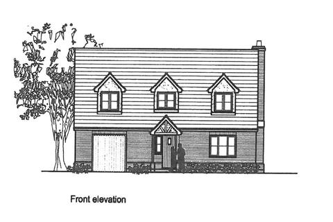 Plot for sale - Green End Lane, Great Holland