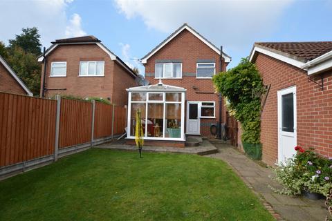 3 bedroom detached house for sale - Laud Close, Norwich