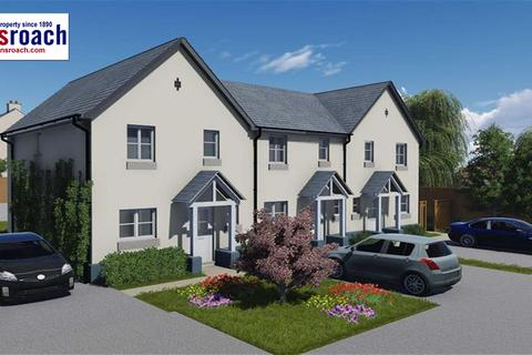 3 bedroom end of terrace house for sale - Sunnybank Gardens, Narberth