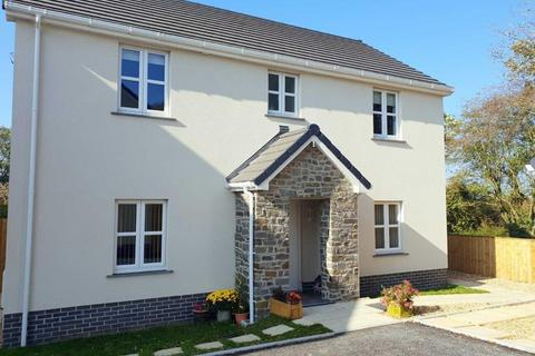 4 bedroom detached house for sale - Sunnybank Gardens, Narberth