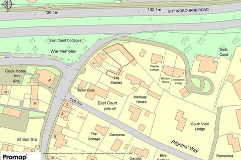 Plot for sale - Land At , The Street, Detling, Maidstone, Kent, ME14 3JX