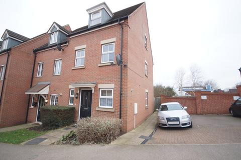 3 bedroom townhouse for sale - Allenby Close, Lincoln
