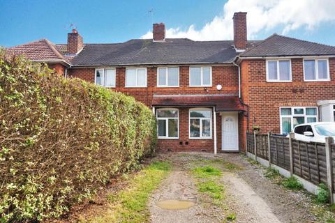 2 bedroom terraced house to rent - Eddish Road, Kitts Green, Birmingham B33