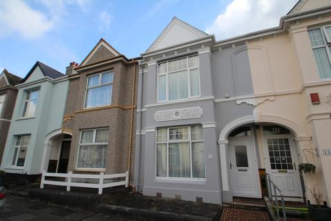 2 bedroom terraced house to rent - Glendower Road, Peverell, Plymouth