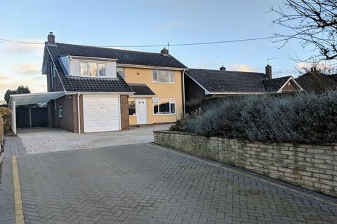 4 bedroom detached house for sale - Shay Lane, Forton, Newport