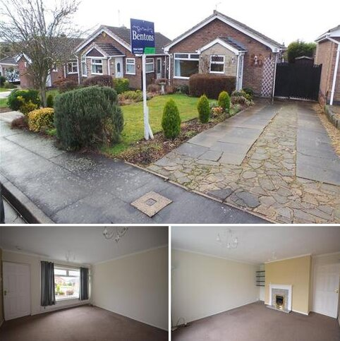 2 bedroom bungalow to rent - Ewden Rise, Melton Mowbray, Leicestershire