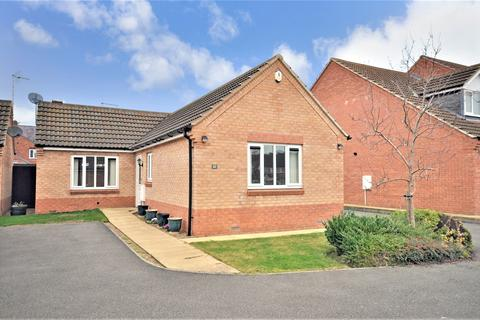 2 bedroom detached bungalow for sale - Dwyers Close, Asfordby, Melton Mowbray