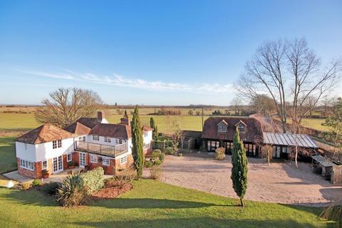 5 bedroom detached house for sale - Shirkoak Cross, Woodchurch, Kent, TN26 3QP
