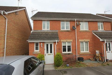 3 bedroom semi-detached house for sale - Llwyn Castan, Bridgend