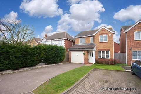 3 bedroom detached house for sale - Gaulby Walk, Morrisons Estate, Coventry