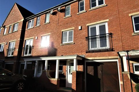 4 bedroom townhouse to rent - Lea Drive, Loughborough