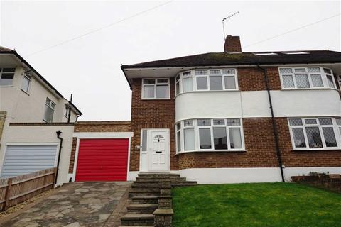 3 bedroom semi-detached house for sale - Brownspring Drive, Eltham, London, SE9
