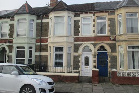 3 bedroom terraced house for sale - Theobald Road, Canton, Cardiff
