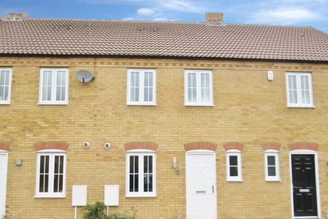 3 bedroom terraced house to rent - Grenadier Close, Brickhill