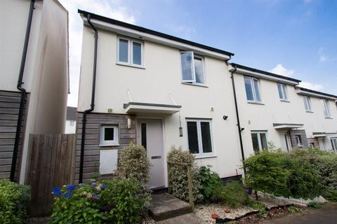 3 bedroom end of terrace house for sale - Fleetwood Gardens, Plymouth