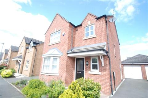 3 bedroom detached house to rent - Consort Way, Audenshaw, Manchester, M34 5FQ
