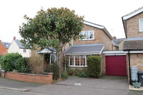 4 bedroom detached house for sale - Hall End Close, Maulden, Bedford, Bedfordshire, MK45 2AH