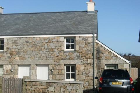 2 bedroom semi-detached house to rent - Longstone Hill, Carbis Bay