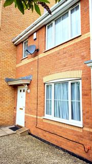 3 bedroom terraced house to rent - Perchfoot Close, Coventry, West Midlands CV1 2UB, UK