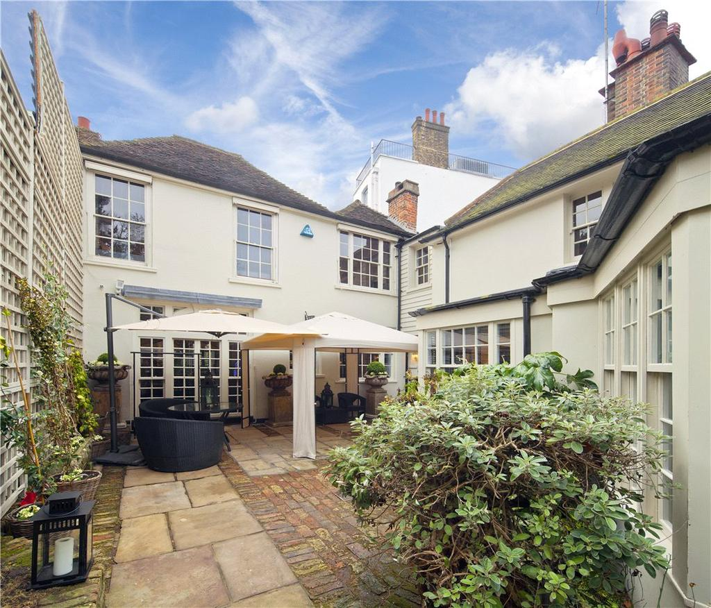 4 Bedrooms House for rent in Netley Cottage, Lower Terrace, Hampstead, London, NW3