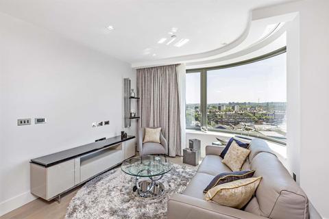 1 bedroom flat for sale - The Corniche, Tower One, 23 Albert Embankment, Nine Elms, London SE1