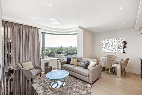 1 bedroom flat for sale - Tower One, The Corniche, Albert Embankment, Nine Elms, SE1