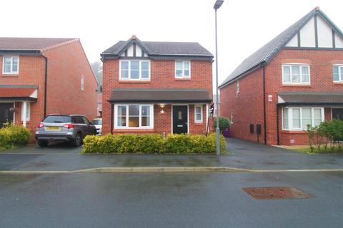 3 bedroom detached house for sale - Marrow Drive, Liverpool, L7 0AB