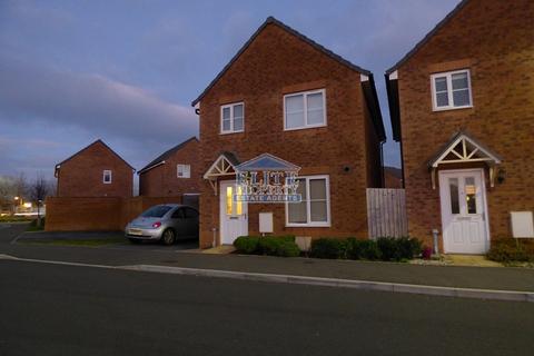 3 bedroom detached house to rent - Llys Tre Dwr , Waterton, Bridgend County. CF31 3BH
