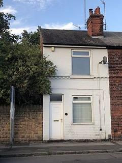 2 bedroom terraced house to rent - Vernon Road, Nottingham, NG6 0AD