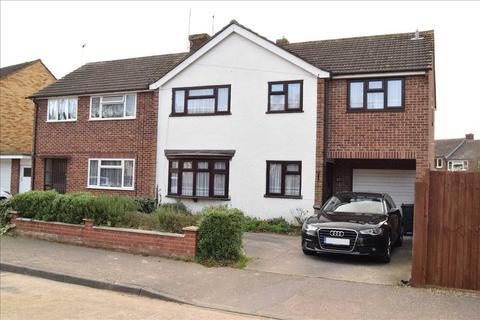 5 bedroom semi-detached house for sale - Whitethorn Gardens, Moulsham Lodge, Chelmsford