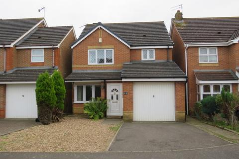 3 bedroom detached house for sale - Brunel Drive, Upton, Northampton, NN5