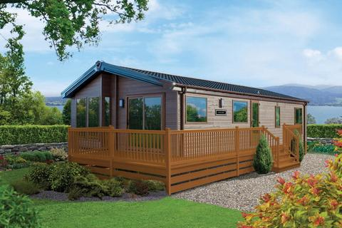 2 bedroom lodge for sale - Residential Lodge, Cressfield Park, Ecclefechan, DG11 3DR