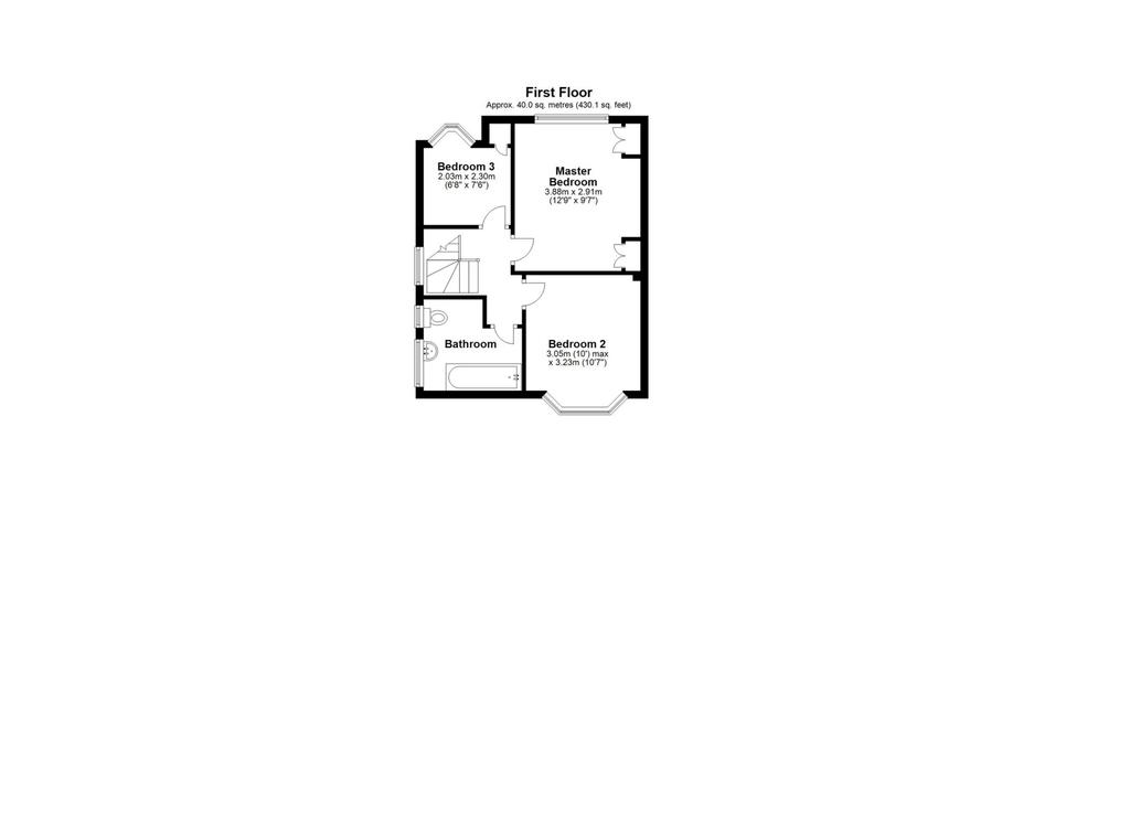 Floorplan 3 of 3: Floor Plan 2