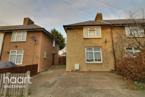 2 bedroom end of terrace house to rent - Ilchester Road, Dagenham