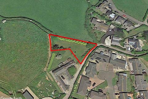 Plot for sale - Newlyn, Penzance, West Cornwall, TR18