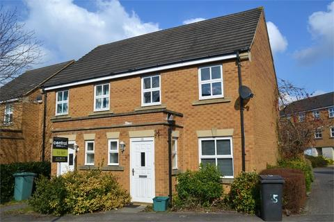 4 bedroom semi-detached house to rent - Lancelot Road,, Stoke Park, Bristol
